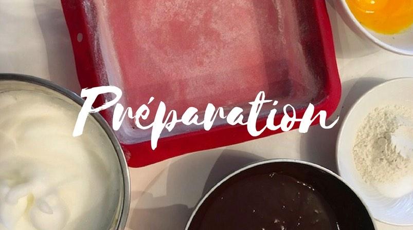 préparation moelleux au chocolat