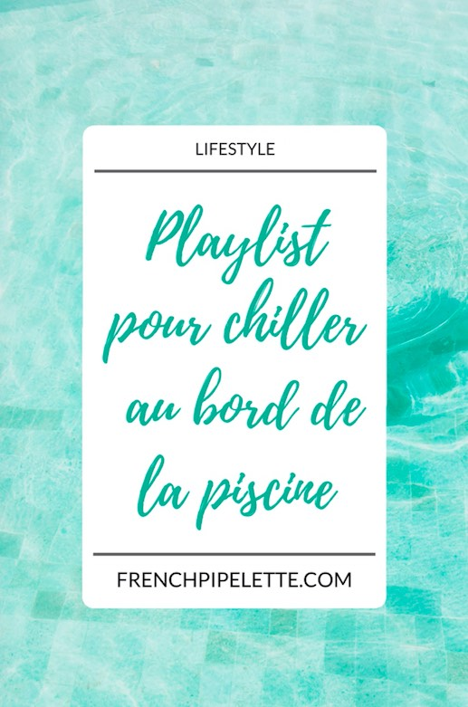 Playlist piscine