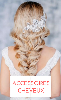 shopping accessoires cheveux mariage