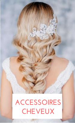 shopping accessoires cheveux mariage
