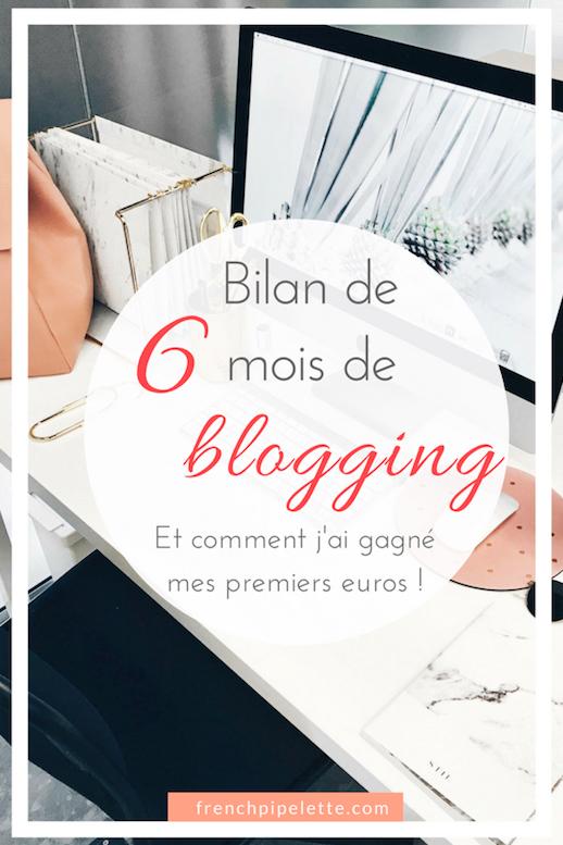 Bilan de blogging