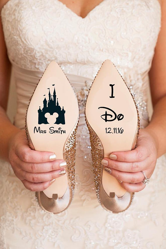 Stickers chaussures personnalisés