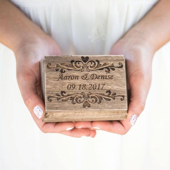 porte alliances en bois personnalisable