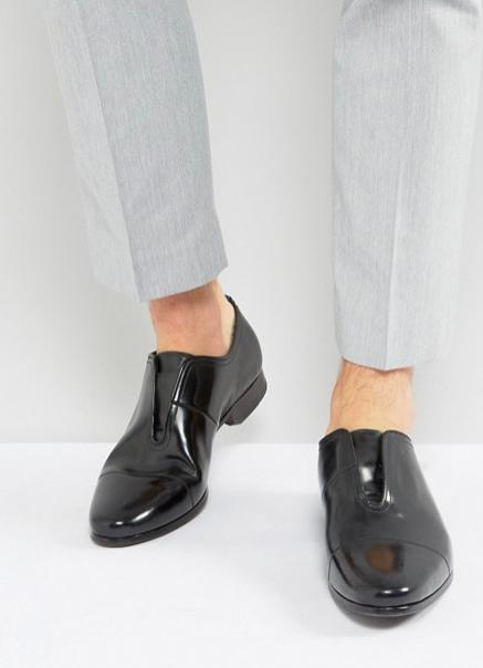 Chaussures Oxford sans lacets - à partir de 210€ -