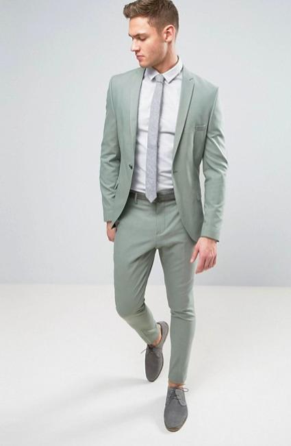 Pantalon de costume super skinny - à partir de 69,99€ -