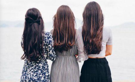 Donner ses cheveux