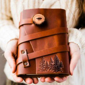 carnet de voyage - Idées cadeaux de Noël à petits prix