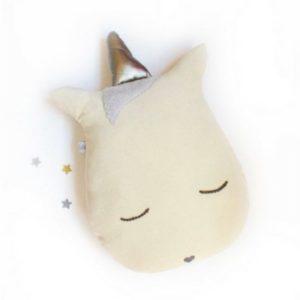 coussin licorne - Idées cadeaux de Noël à petits prix