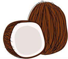 DIY huile de noix de coco