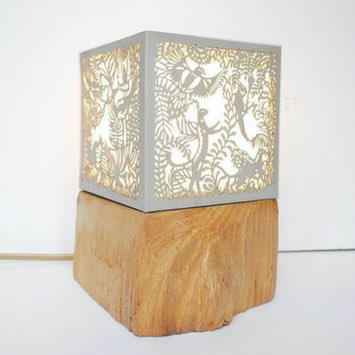 Lampe Bolero design
