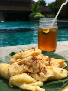 recette Banana fritters