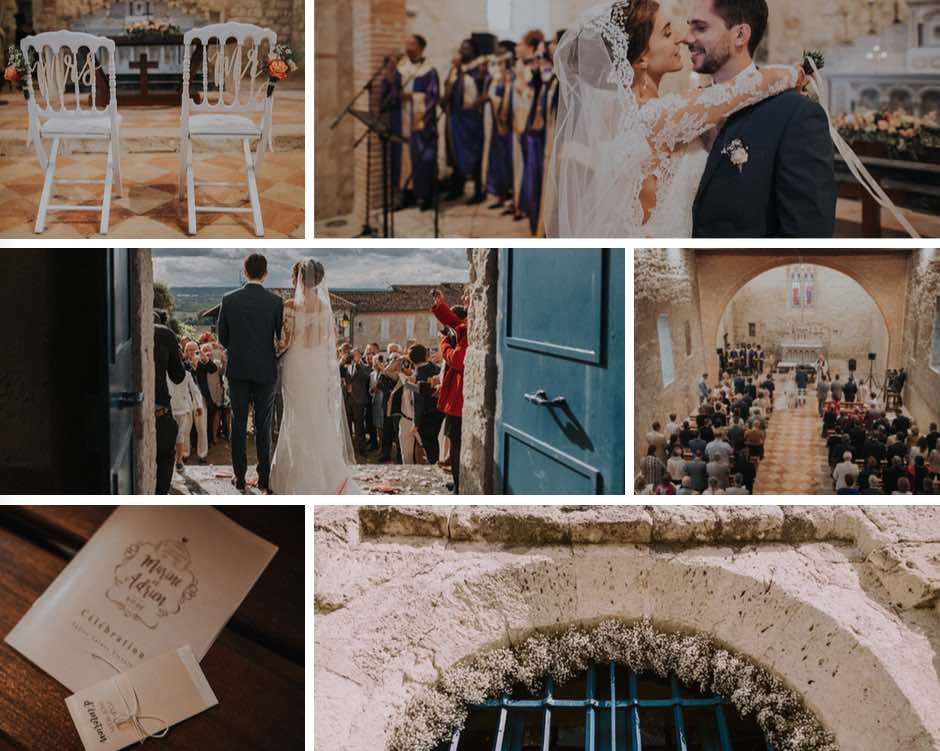 moments forts du mariage