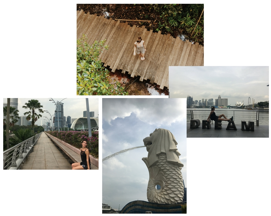 City guide Singapour