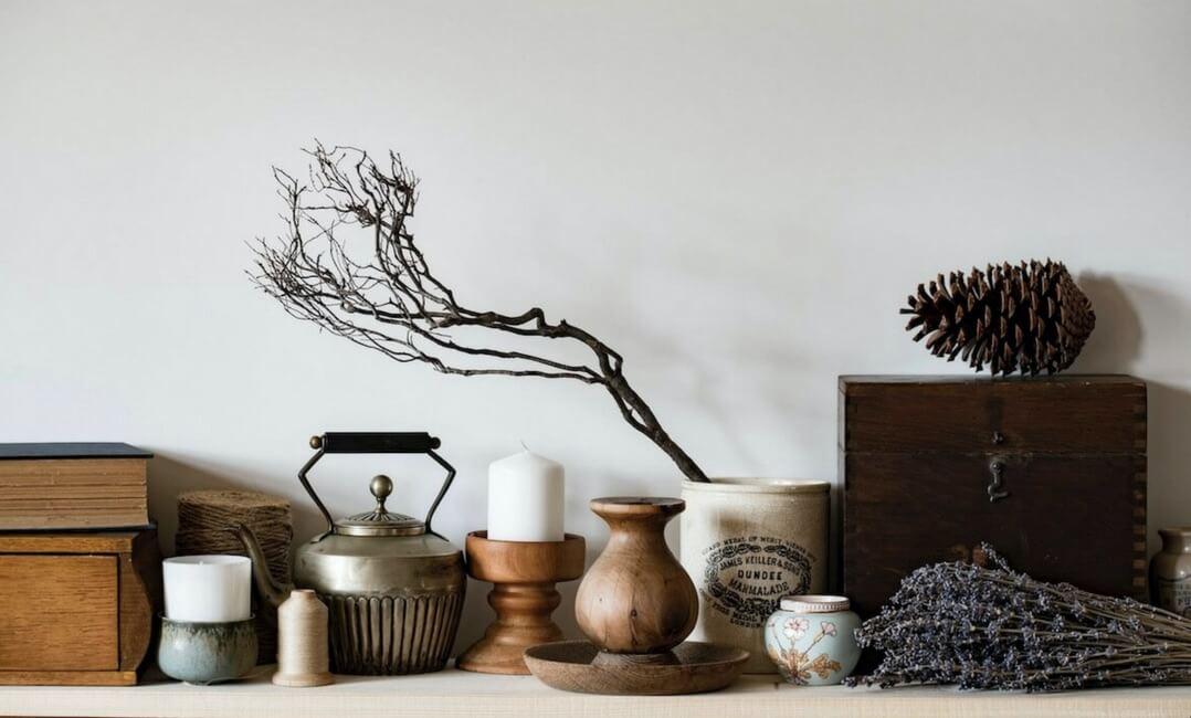 L'importance des objets dans notre maison