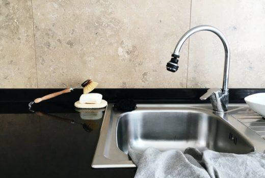 vaisselle zéro déchet et minimaliste