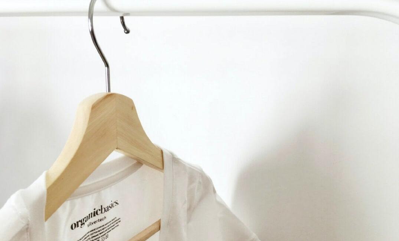 marque de mode éthique - organic basics