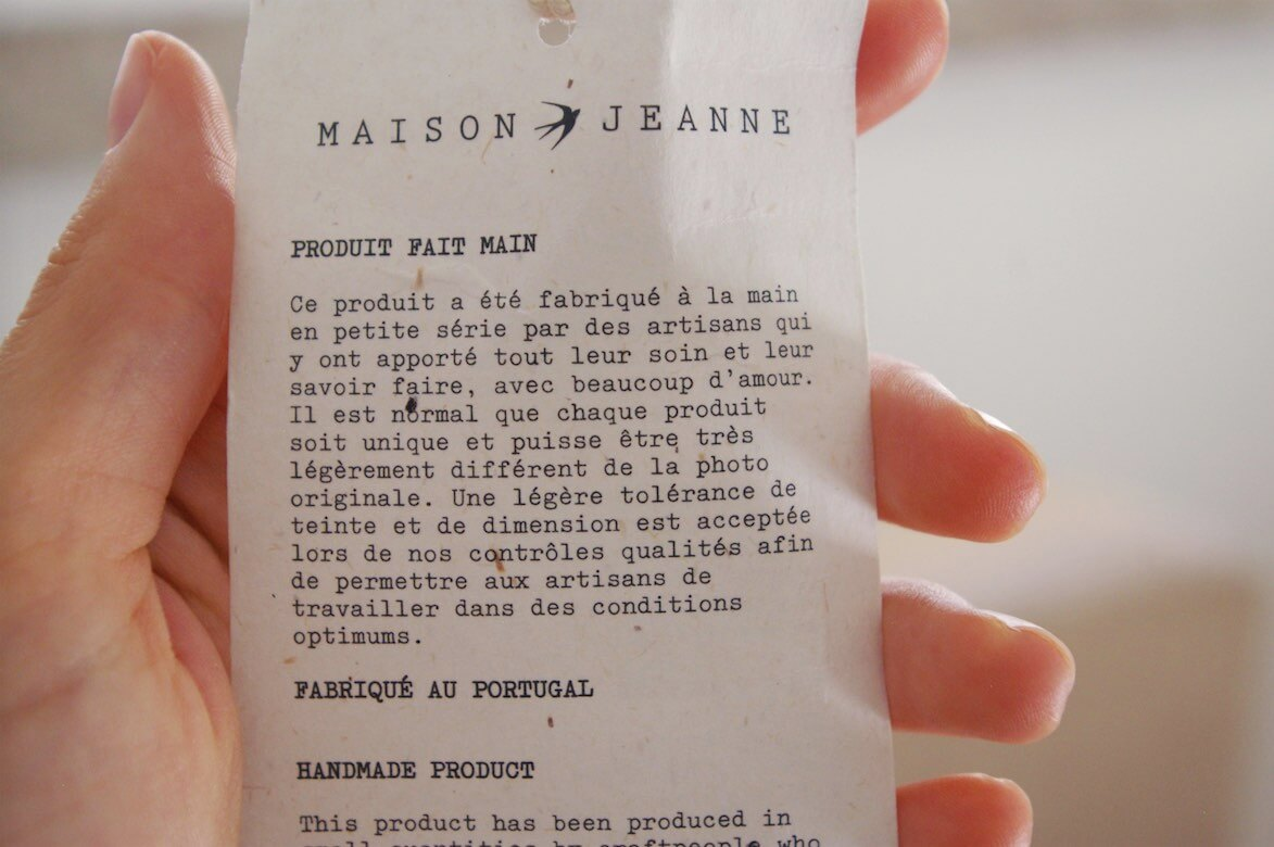 fair fashion_Maison Jeanne