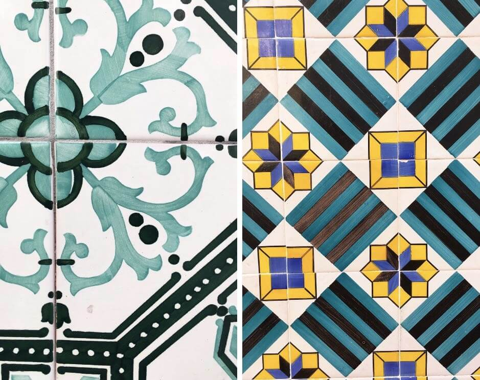 10 choses incontournables à faire à Lisbonne_azulejos