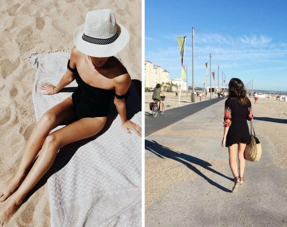 10 choses incontournables à faire à Lisbonne_les plages