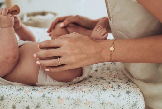 Mes indispensables pour les soins de bébé